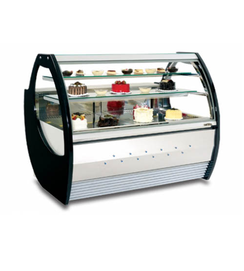 Pastry Show case